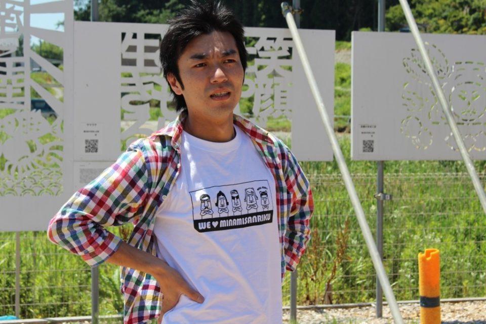 イケメンモデルと、Tシャツの写真撮影会♪(前編)